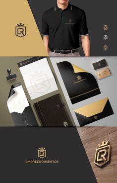 brand logo design I can design any type of logo for your brand Brand Identity Design, Graphic Design Branding, Logo Design Services, Corporate Design, Corporate Id, Identity Branding, Brand Design, App Design, Design Ideas