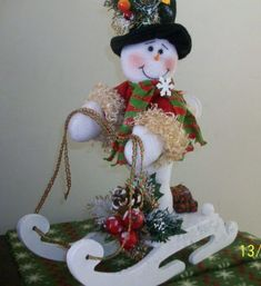 1 million+ Stunning Free Images to Use Anywhere Christmas Sewing, Christmas Snowman, Christmas Projects, Christmas Time, Christmas Ornaments, Felt Christmas Decorations, Christmas Centerpieces, Holiday Decor, Decorating With Snowmen
