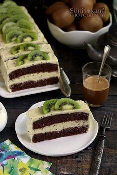 Kivikrémes torta