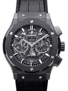 Hublot Classic Fusion Chronograph 525.CM.0170.LR Black Magic Aero