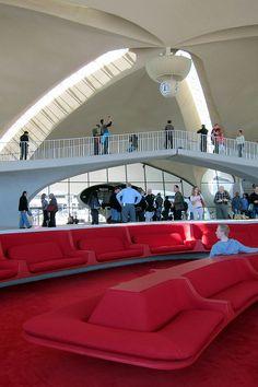 Via Wally G | Saarinen Terminal at JFK Airport (New York)
