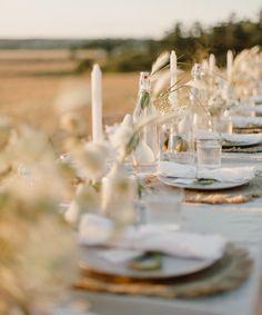 A Jenni Kayne Wedding: Inside Our Creative Director's Dreamlike Island Nuptials   Living   Rip & Tan Wedding Events, Our Wedding, Wedding Bells, Bo And Luca, Orange Wine, Advice For Bride, Whidbey Island, Queen Annes Lace, Island Weddings