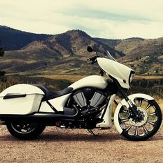 Victory Motorcycles, Indian Motorcycles, Victory Cross Country, Baggers, Motorbikes, Victorious, Biker, Vehicles, Inspiration