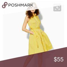 New York & Company Flare Shirt Dress-Med New York & Company Flare Shirt Dress. Women's size medium. NWT New York & Company Dresses Midi