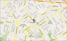 cool Map of Mortdale