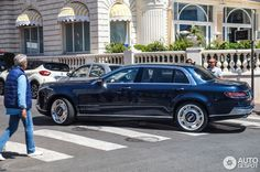 Mercedes-Benz Royale 600 5 — Bespoke build