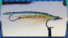 Flatwing for seatrout