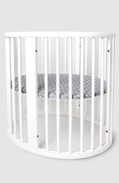 OILO Cotton Sateen Crib Sheet available at #Nordstrom