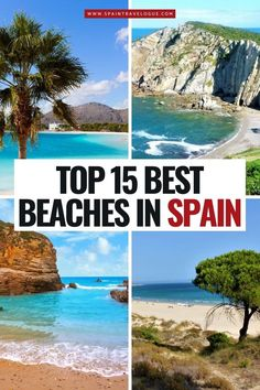 best beaches in spain, spain vacation spots,top beaches in spain,beautiful beaches in spain,nicest beaches in spain,best beach destinations in spain,spain beaches,spain beach destinations spain #europe #traveldestinations #traveltips #travelguide #travelhacks #bucketlisttravel #amazingdestinations #travelideas