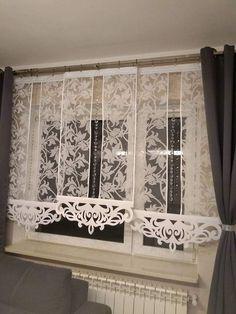Curtain Styles, Decor, Window Treatments, Curtain Designs For Bedroom, Roman Shade Curtain, Diy Curtains, Curtain Designs, Lace Window Treatments, Home Decor