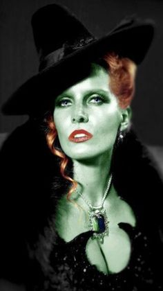 Wicked Witch of the West / Rebecca Mader