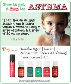 young living oils and children - Google Search