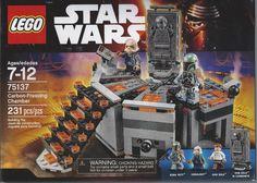 LEGO Star Wars Carbon-Freezing Chamber 75137 brand new unopened #Lego