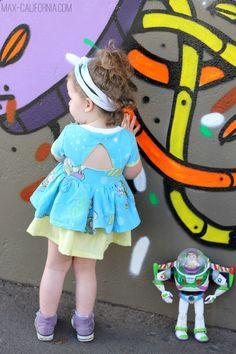 To Infinity & Beyond: Nova Dress #thenovadress