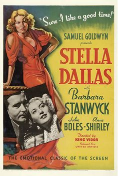 "Mother's Day Movie of the Day: ""Stella Dallas"" (1937) — The Movie Seasons"