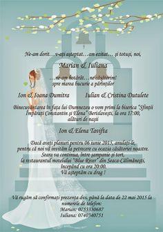 Invitatii personalizate Nasa, Wedding, Weddings, Valentines Day Weddings, Marriage, Chartreuse Wedding