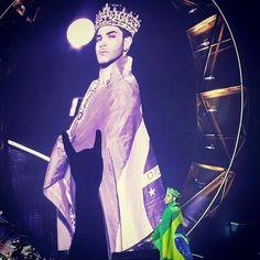Adam Lambert #rockinrio
