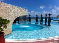 The Royal in Cancun, Mexico!! Can't wait to go. I think we may get married here