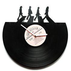 Beatles Vinyl Record Decoration - Vinyl Wall Clock - Deco... https://www.amazon.com/dp/B018P8L65Q/ref=cm_sw_r_pi_dp_x_gOaFybW7K0FTJ