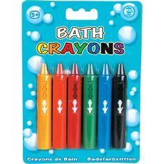 BATH CRAYONS - Google Search