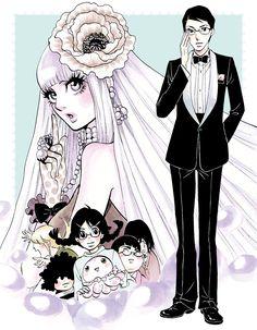 jellyfish princess | Kuragehime (Princess Jellyfish) Vol.3