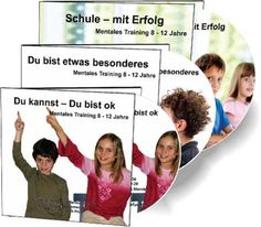 Sparpaket für Kinder von 8 bis 12 Jahren - CDs