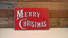 reclaimed wood christmas sign Christmas Signs Wood, Wood Pallets, Canning, Projects, Home Decor, Log Projects, Blue Prints, Decoration Home, Pallet Wood
