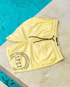 Pure Summer ⊗➤ The Lemondrop Studio Shorts. . ➤ Cop it Now 🔗 spcc.me/STUDIO-LEMON