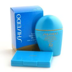 Shiseido Sun Protection Liquid Foundation SPF 42 PA SP30 >>> More info could be found at the image url.