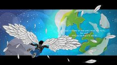 Learn to fly!.. by marsiic.deviantart.com on @DeviantArt