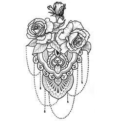 кому изящный эскиз на бедро #тату #эскиз #тольятти #татуировка #розы #мандала #эскизтатуировки #цветы #tattoo #tatts #tattooart #sketch #tattoosketch #rose #rosetattoo #mandala #mandalatattoo #art #drawing #tattoodrawing