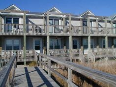 Townhome vacation rental in Kure Beach from VRBO.com! #vacation #rental #travel #vrbo