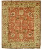 RugStudio presents Shalom Brothers Jules Serapi 435 Hand-Knotted, Best Quality Area Rug