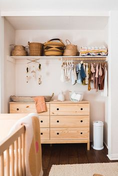 Earth tone nursery | Neutral nursery ideas | 100 Layer Cakelet