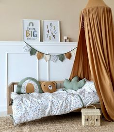 Toddler Room Decor, Baby Boy Room Decor, Toddler Rooms, Childrens Room Decor, Baby Bedroom, Baby Boy Rooms, Nursery Room, Girl Room, Kids Bedroom