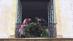 Christmas time at Chateau de Gudanes.