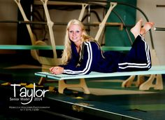 swimming senior pictures grand ledge high schoool michigan