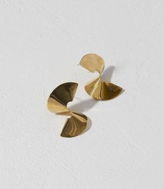 Soko Twisted Sia Stud Earrings