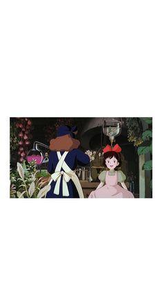 블로그 Aesthetic Anime, Aesthetic Art, Ghibli Movies, Bare Bears, Miyazaki, Totoro, Studio Ghibli, Cute Wallpapers, Kawaii Anime