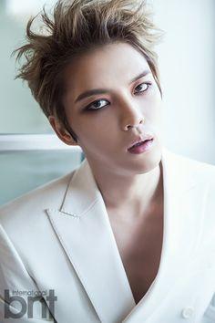 jaejoong bnt photos   Jaejoong for 'International bnt' ---