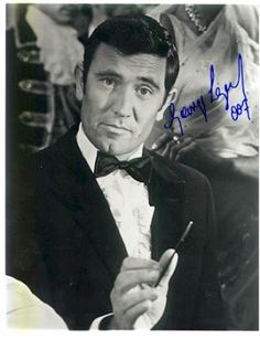 """George Lazenby is James Bond 007 in """"On Her Majesty's Secret Service"""". Personally, I never cared from Lazenby as Bond. However, I think the movie had great action sequences. If you are a fan of George Lazenby, please like or pin a few photos. James Bond Actors, James Bond Movies, George Lazenby, Extraordinary Gentlemen, Bond Series, Roger Moore, Film Base, Secret Service, Hollywood Actor"""