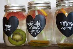 Wedding favor labels, wedding labels, 50 blank chalkboard labels for mason jars, personalized mason jar labels, made in the usa Chalk Labels, Chalkboard Labels, Jar Labels, Chalkboard Wedding, Chalkboard Stickers, Label Stickers, Chalkboard Paint, Wedding Chalkboards, Chalkboard Ideas