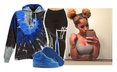 """""""??"""" by goldenshawty ❤ liked on Polyvore featuring NIKE"""