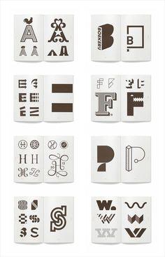 Branch | Alphabet Logo Book