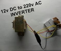 Electricity is important for us. But sometimes we need electricity in emergency, like power outages, emergencies, camping, etc. With this inverter, we can use Car / motorcycle battery. This can increase the electricity from 12V DC to 220V AC, and this can turn on Light bulb, Phone Charger, and small consumption device.OK LET'S MAKE IT!!!