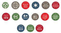 Old Chicago badges