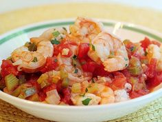 Cooking with Nonni: Shrimp Creole