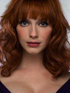 christina hendricks  Robert Swidersky via Dmitry Rakhalov onto i love redheaded women!!!!