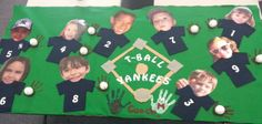 T-ball baseball banner handmade! Baseball Snacks, Baseball Banner, Baseball Signs, Baseball Boys, Baseball Stuff, Diy Banner, Banner Ideas, Sports Mom, Sports Gifts