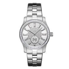 JBW Women's J6349A Celine 0.09 ctw Stainless Steel Diamond Watch